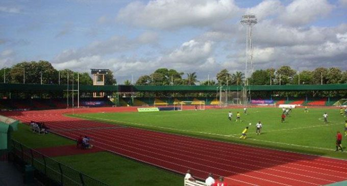 Tender re-called for the reconstruction of Sugathadasa Stadium Track