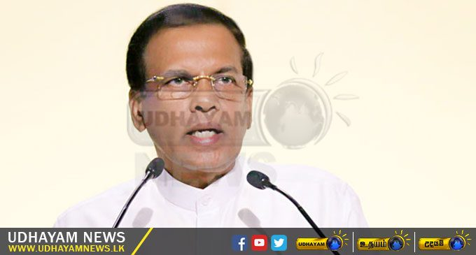 Government will protect Buddhism- President