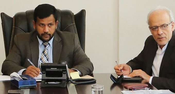 """Sri Lankan Exports To Dominate Lankan-Iran Trade"" – Min. Rishad Bathiudeen"