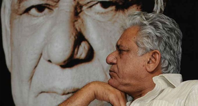 Veteran actor Om Puri passes away at 66