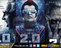 Rajinikanth's '2.0' release postponed to Jan. 25, 2018