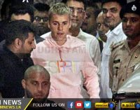 Bieber's lip-syncing leaves Indian fans furious