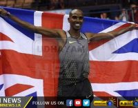 Mo Farah runs year's fastest 5000m in Oregon