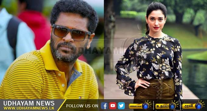 8K Camera technology to be introduced in India, with Prabhu Deva – Tamannaah starrer