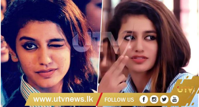 """Want to be known as a good actor, not just the wink queen"" – Priya Prakash Varrier"