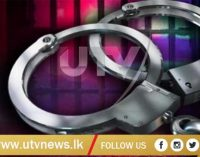 Deputy Chairman of Puttalam Pradeshiya Sabha arrested