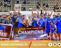 HSC Blues wins the Championship: Colombo Super League 'A' Division – [IMAGES]