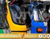 Three-wheel, school vehicle fares reduced from today