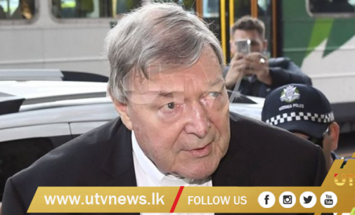 Cardinal Pell ordered to stand trial on sexual assault charges
