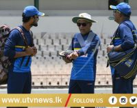 Sri Lanka Captain, Coach and Manager admit to breaching Level 3 offence