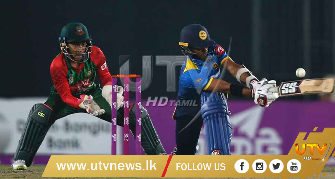 Bangladesh A Hold Nerve To Win By Two Runs