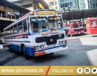 Bus fares reduced from today
