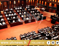Vote on Second Reading of 2019 Budget today