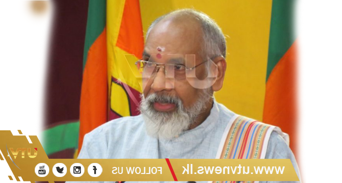 C.V. Vigneswaran resigned from ITAK