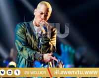 Eminem makes UK chart history with 'Kamikaze'