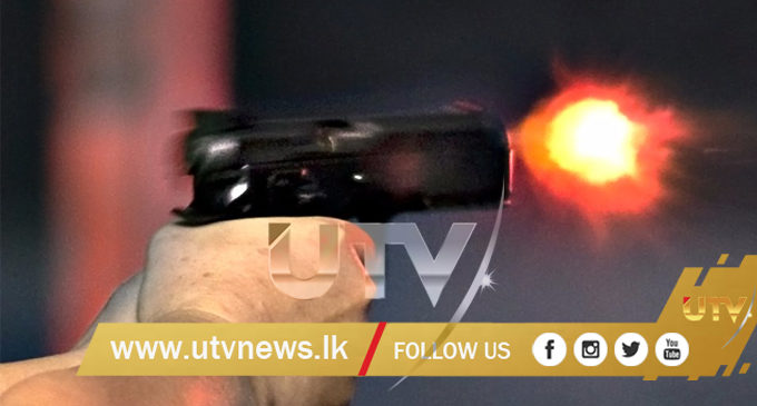 An individual killed in a shooting in Kaldemulla
