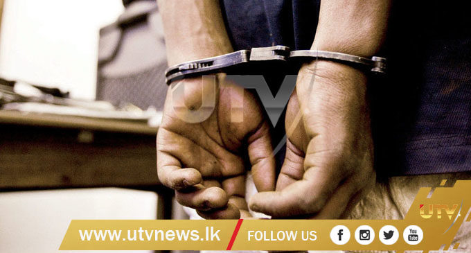 Two suspects arrested with heroin valued over Rs. 2,000 million