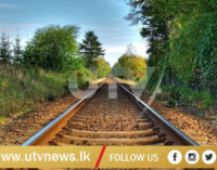 Train derailed between Maradana and Colombo Fort Railway stations