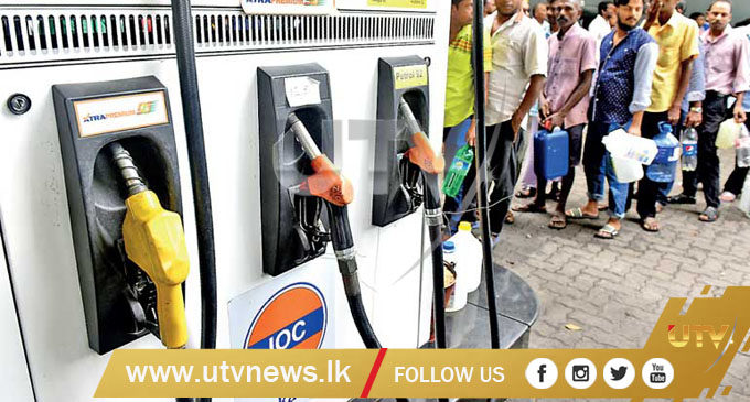 Lanka IOC revises fuel prices