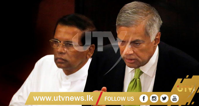 """Willing to work with President Sirisena,"" says Wickremesinghe"