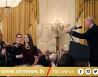 CNN reporter loses White House accreditation after tiff with President Donald Trump