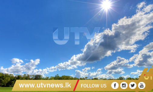 Fair weather to prevail over most areas today