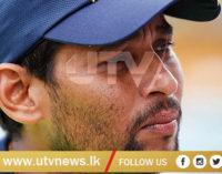 Dilshan insists no decision made on contesting election