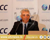 ICC persuading governments to make fixing a criminal offence: Dave Richardson