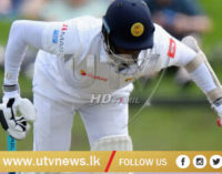 Angelo Mathews ruled out of Brisbane Test