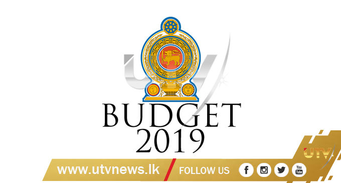 Final vote on 2019 Budget on Apr. 04