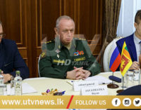 Sri Lanka – Russia discuss military-technical cooperation