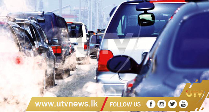 Carbon Tax imposed on motor vehicles from Jan. 01