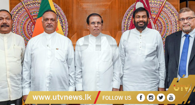 Two Non-Cabinet Ministers, Deputy Minister sworn-in before President