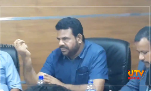 """We thank Minister Bathiudeen for solutions"" All-Island Agrarian Federation National Organiser"