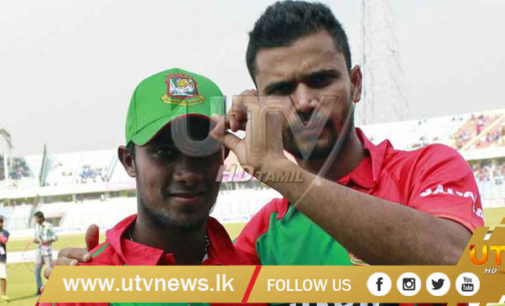 Don't have authority to make selection demands – Mashrafe on Sabbir controversy