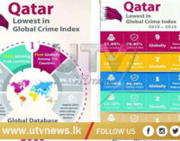 Qatar the safest country in the world