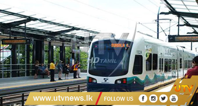 Colombo Light Rail Transit system approved by cabinet