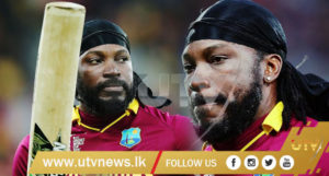 CHRIS GAYLE UTV NEWS