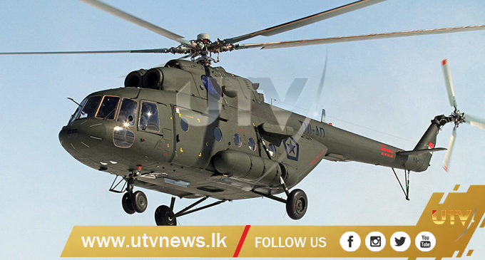 """Lanka – Russia discussing Mi-17 helicopters deal"" – Dayan Jayatilleka"
