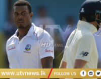 'I extend an unreserved apology' – Shannon Gabriel regrets comments to Joe Root