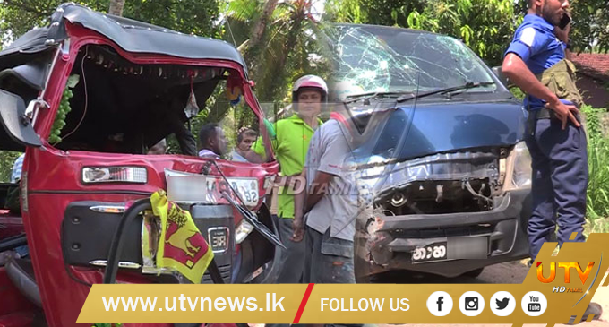 Three dead and 3 injured in accident