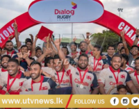 Kandy SC crowned 2018/19 Inter-Club Rugby Champions