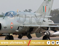 Indian MiG-21 crashes after bird hit in Rajasthan's Bikaner; Pilot ejects