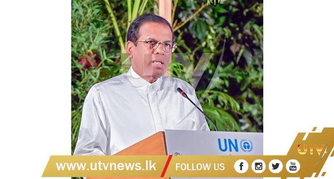 """""""Climate vagaries; Biggest challenges faced by the farmers in Sri Lanka"""" – President"""