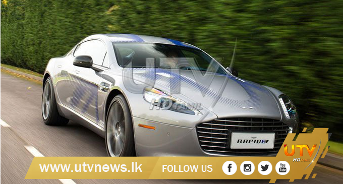 James Bond to drive an electric Aston Martin