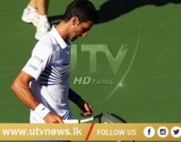 Djokovic out in Indian Wells third round