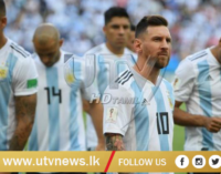 Messi returns to Argentina squad for first time since World Cup