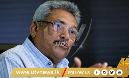 """""""I will enter politics when time is right"""" – Gotabaya Rajapakse"""