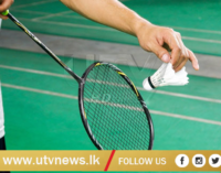 U-17 schools badminton Team c'ship from April 22