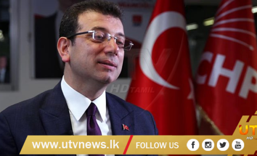 Turkey AK party rulers are bad losers, says election 'winner' Imamoglu